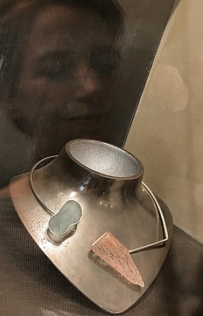 Collier-vitrine