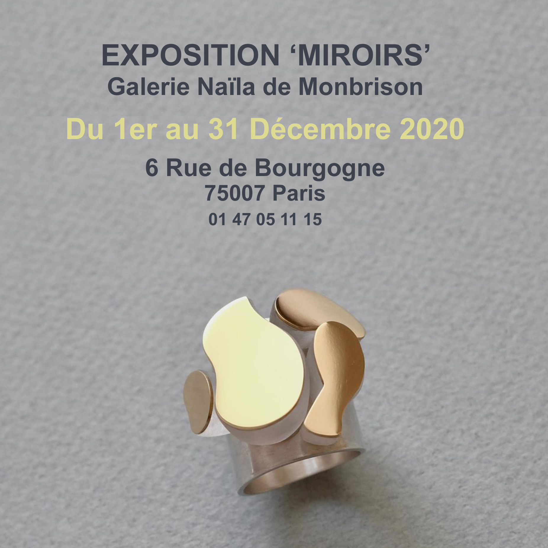 Exhibition Miroirs